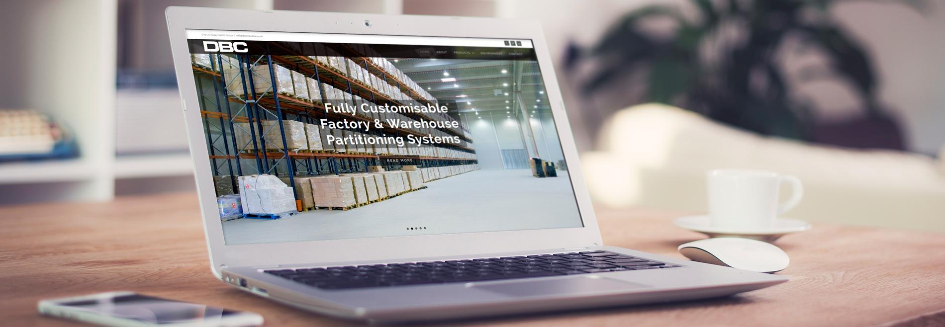 DBC-Industrial-responsive-website-design