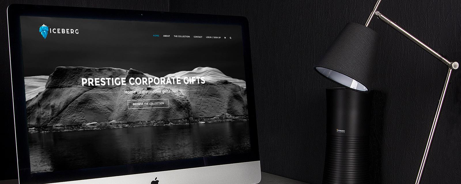 Iceberg-gifts-website-design-landscape
